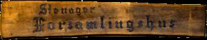 Stenager Forsamlingshus Logo